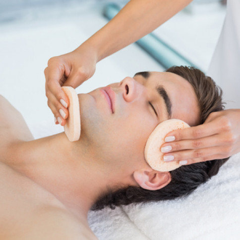 Customized Massage and Be Clear Purifying Facial